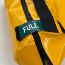 Yellow Cylinder Bag