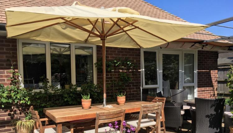 Garden Furniture Umbrella