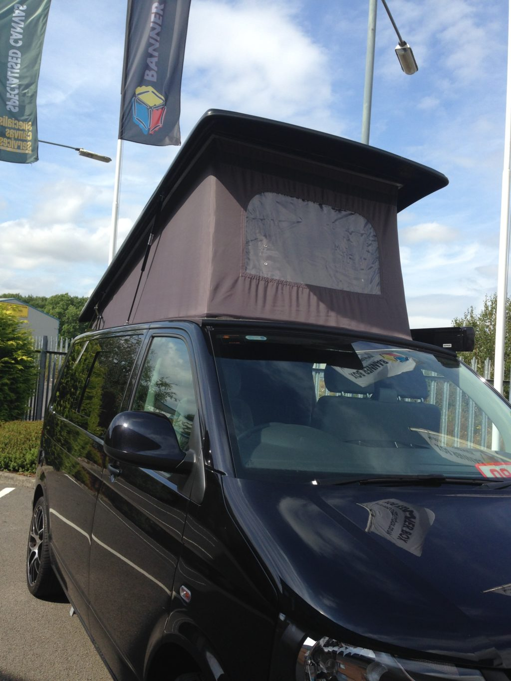 Camper Conversions - Specialised Canvas Services