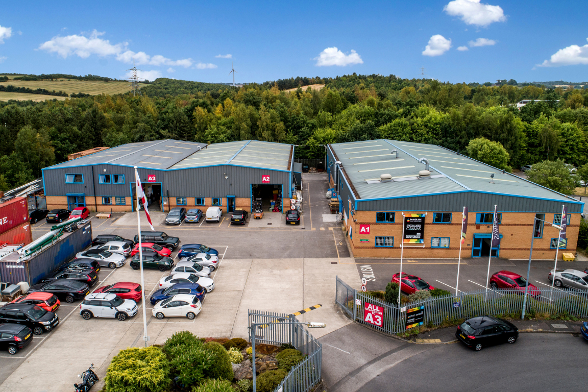 Specialised Canvas Chesterfield Facility